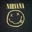 NIRVANA Black short sleeve T shirt NWOT S-3XL 80'S Tee Nirvana short sleeve Tee