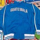 Guatemala Track Jacket Royal Blue Guatemala long sleeve track jacket L-2XL