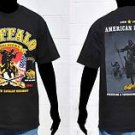 Black short sleeve T shirt Buffalo Soilder Black short sleeve T shirt  M-4X