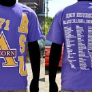 Alcorn State University Short sleeve T shirt Alcorn State T shirt S-4X