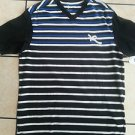 Rocawear Black short sleeve V neck T shirt V-neck stripe short sleeve t shirt XL