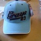 Negro League Baseball Light Blue Homestead Grays baseball Cap Hat Negro Leagues
