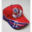 Fresno State University Baseball Cap Hat Formual 1 Fresno State bulldogs cap hat