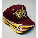 Bethune Cookman University Baseball Cap Hat Formual 1 Bethune Cookman cap hat