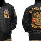 Alpha Phi Alpha Leather Fraternity Jacket Alpha Phi Alpha Jacket Coat M-5X