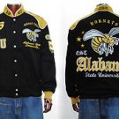 Alabama State Racing Jacket Alabama State Race Jacket Coat  L-5X