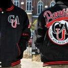 Clark Atlanta University long sleeve jacket Letterman Coat S-4X Panthers