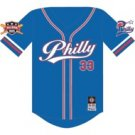 Philadelphia Stars Negro League Baseball Jersey L-5XL