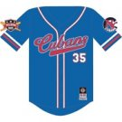 New York Cubans  Negro League Baseball Jersey L-4XL