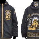 Alpha Phi Alpha Fraternity Windbreaker Jacket Alpha Manly Deeds Jacket M-5X NWT