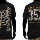 Masonic Freemason Black short sleeve T-Shirt Mason Dog Tag T-shirt  M-4X