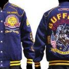 United States Army Buffalo Solider Race Jacket 1866 Buffalo Solider Coat M-5X BL