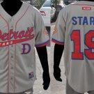 Detroit Stars short sleeve Negro League Baseball Jersey NWT M-5XL Negro Leagues