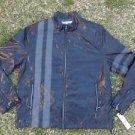 Kenneth Cole Black long sleeve jacket Black Gray Kenneth Cole polyester jacket L