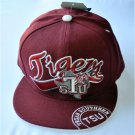 Texas Southern University Snapback Baseball Cap Hat Texas Southern Tigers
