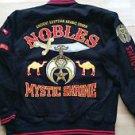 Ancient Arabic Order Nobel Mystic Shriner Jacket  Mystic Shriner Coat AEAONMS 3X