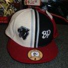 FT.Worth Black Panthers Negro League Baseball Hat SZ 8