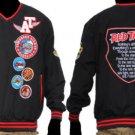 Tuskegee Airmen sweater Tuskegee Airman long sleeve V neck Windbreaker Top M-5X