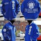 Phi Beta Sigma Letterman Jacket Phi Beta Sigma fraternity Coat Jacket M-5X