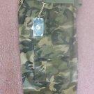 Mens Camouflage cargo shorts Olive Green Camouflage cargo shorts W30-44