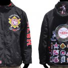 Negro League Baseball Windbreaker Jacket black negro league Windbreaker M-5X
