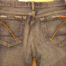 Guess blue denim jean pants Womens Guess Blue Denim Jean Pants W28X30L