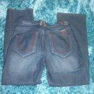 Men blue denim jean pants by Akademiks Blue jean pants 32-36W NWT AKADEMIKS JEAN