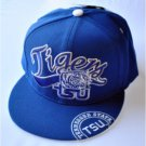 Tennessee State University Snapback Baseball Cap Hat Black College Baseball Cap