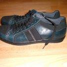 GBX Blue low top sneakers Blue tie up casual shoes sneaker GBX RADIKAL SZ 13