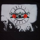 Guns n Roses Black short sleeve T shirt NWOT S-3XL 80'S Tee  short sleeve Tee