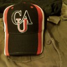 Clark Univesity of Atlanta Clark University Panthers Black Red Baseball Cap Hat