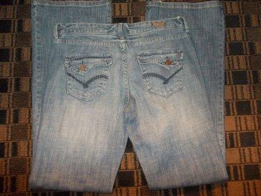 Light blue denim jean pante Blue jean pants Flap pocket blue denim jean W32X35L