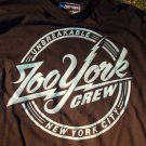 ZOO YORK Black short sleeve skater t shirt Zoo York Unbreakable T shirt  L NWOT