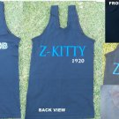 Zeta Phi Beta Short Sleeve V neck Tank Top Zeta Phi Beta sleeveless Tee  L-XL