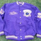Prairie View A&M University Long sleeve Jacket Prairie View Panthers Jacket 2X