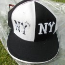 Black Yankee's Wool Fitted Negro league baseball Cap 7 3/4 WOOL FITTED  CAP