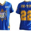Sigma Gamma Rho Short sleeve Football jersey Womens Sorority Football Jersey S-3