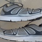 AVIA gray low top running shoe Mens jogging gym walking sneaker shoe 10US