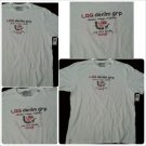 LRG Lifted Research Group white short sleeve T shirt Mens LRG T Shirt 4X NWT