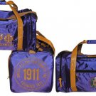 Omega Psi Phi Duffle Bag Purple Running Fraternity Gym Travel Sports Luggage bag
