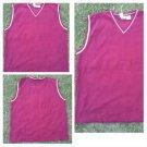Mens burgundy sleeveless V Neck Sweater Arizona Mens V neck sweater XLT