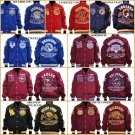 Bethune Cookman University Long sleeve College Race Jacket HSBC JACKET S-4