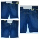MENS BLUE DENIM JEAN PANTS BLUE SLIM FIT DENIM JEANS PANTS 29WX30L NEW