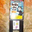 Super Star Cartoon Video Felix the Cat 4 SHOWS COLOR VHS PROGRAM 7