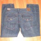 Men blue denim jean pants by ENYCE NWT W34-38