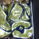 PUMAS SOCCER BALL OFFICIAL LICENSED SOCCER BALL GOLD SOCCER BALL