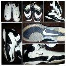 NIKE Zoom Merciless Black White Football shoees All Turf Nike cleats shoes 17US