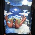 Seeing Eye long sleeve Sublimation sweatshirt Pullover Fashion Sweater M-2