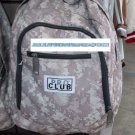 Camouflage back pack by PRO CLUB Camouflage back pack travel hiking bag NWT