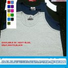 GRAY TANK TOP T-SHIRT by PRO CLUB TANK TOP S-5X 6PACK HEAVY WEIGHT TANK TOP